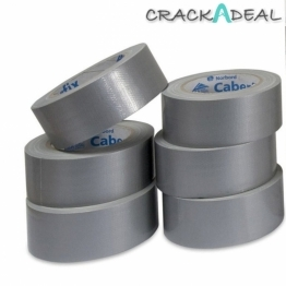 Caberfix Silver Tape 45mm X 50m