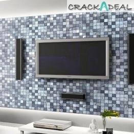 Terre Charcoal Mix 48x48 Tile