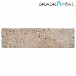 Travertine Tumbled 10x30.5 Tile
