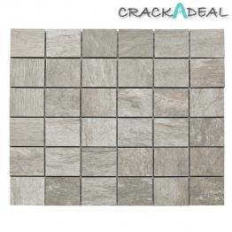 Zion Grey Mosaic Tile