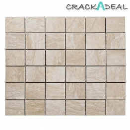 Zion Ivory Mosaic Tile