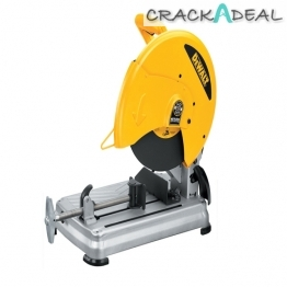 Dewalt D28715 240 Volt Metal Cut Off Saw 2200 Watt