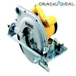 Dewalt Dw23700 110 Volt Circular Saw 235mm Blade