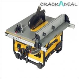 Dewalt Dw745 240 Volt 1700 Watt 250mm Portable Site Saw