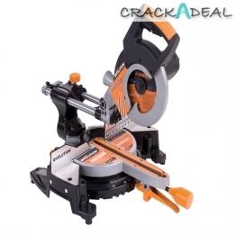Evolution Rage3-s300 210mm Sliding Mitre Saw 110 Volt