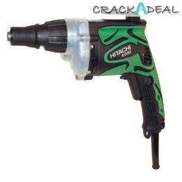 Hitachi W6vb3 Tek Screwdriver 240v