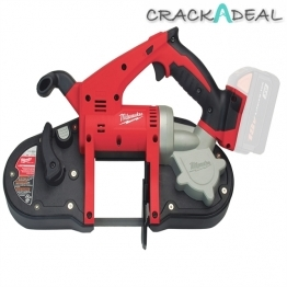 Milwaukee M18 Hd18 Bs-0 Cordless Band Saw 18 Volt Naked