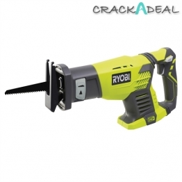 Ryobi Rybrrs1801m One+ Plus Reciprocating Saw 18 Volt Bare Unit