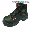 Scan Lynx Brown Safety Boots S1p Uk 12 Euro 47