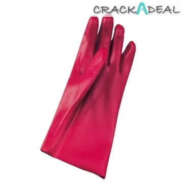 Scan Pvc 27cm (11in) Gauntlet