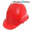 Scan Safety Helmet Red