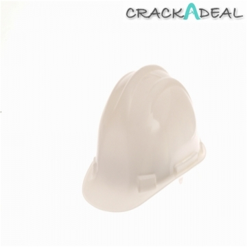 Scan Safety Helmet White