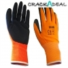 Scan Scaglolatoxl Orange Foam Latex Coated Glove 13g Xl