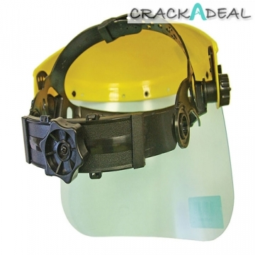 Scan Standard Face Shield + Visor
