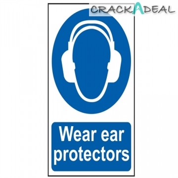 Scan Wear Ear Protectors - Pvc (200 X 300mm)