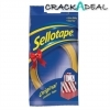 Sellotape Golden 24mm X 50mm Blister Pack