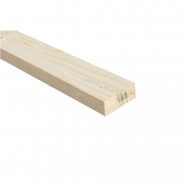 3x2 Whitewood Planed Timber (finished Size 44mm X 69mm)