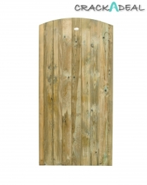 Oxford Tongued & Grooved Timber Gate Heavy Duty Pressure Treated 1800x900mm