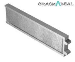 Supreme Ultra 6 X 6 1800 Concrete Gravel Board