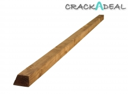 Cant Rail Treated Brown(2 Ex) 47mm X 125mm X 3.6m