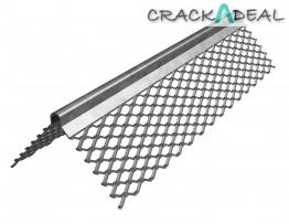 Expamet Angle Bead Mini Meash 3mm X 2400mm X 25mm