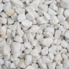 Polar White Chippings 20mm