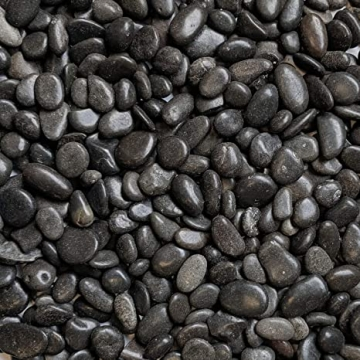Black Pebbles 30-60mm