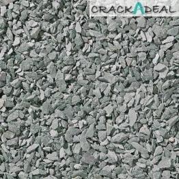 Green Slate Chippings 20mm - Bulk Bag