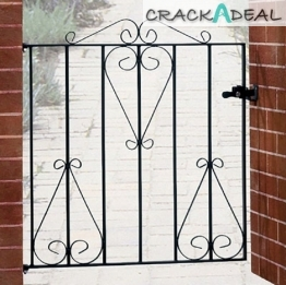 Classic Bow Top Single Gate