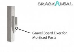 Concrete Gravel Board Fixer Gbf150