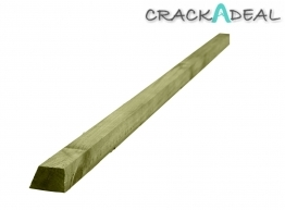 Cant Rail Treated Green (2 Ex) 47mm X 125mm X3.0m