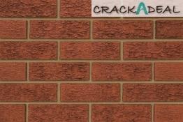 Ibstock Brick Atlas Stratford Red Rustic