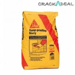 Sika Damp Proofing Slurry Grey 25kg