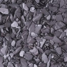 Blue Slate Chippings 20mm