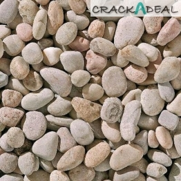 Atlantic Cobbles Rockery (150-200) - 1000kg Cage