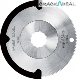 Saw Blade For Wood, For Long Straight Cuts, For Use With Vecturo Os 400 Oscillator