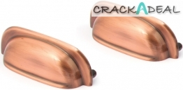 Hardy Cup Handles, Copper