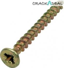 Spax Screws, Countersunk, ø 3.0 Mm, Small Head