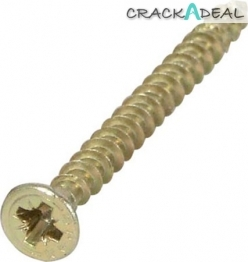 Spax Screws, Countersunk, ø 2.5 Mm