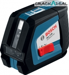 Bosch Cross Line Laser Gll 2-50 Professional