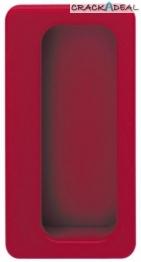 Flush Pull Handle, 100 X 52 Mm, Nylon