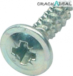 Spax Screws, Flange Head, ø 4.0 Mm