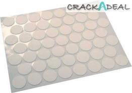 Self Adhesive Cover Cap, Polyvinyl, ø 14 Mm