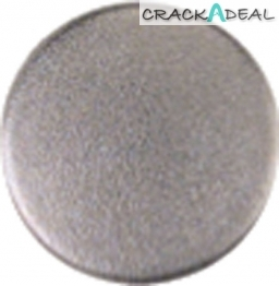 Round Cover Cap, For Spider Concealed Cabinet Hanger, ø 18 Mm Hole