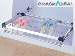 Bedroom Pull-out Shoe Rack