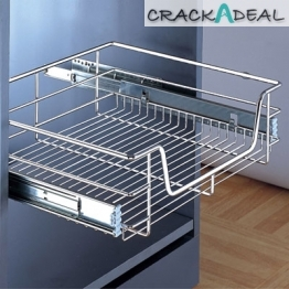 Pull-out Storage Basket