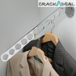 Suit Holder, Adjustable