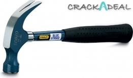 Stanley Blue Strike Claw Hammer