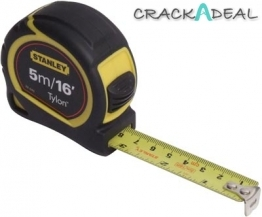 Measuring Tape, 'stanley' Branded