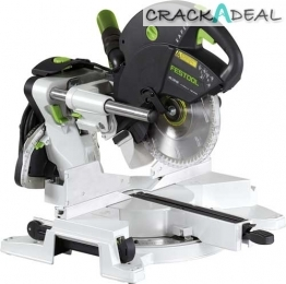 Festool Kapex Ks 120 Eb Gb Circular Sliding Compound Mitre Saw